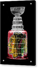 Stanley Cup 6 Acrylic Print by Andrew Fare