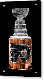 Stanley Cup 9 Acrylic Print by Andrew Fare