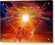 Star Light Star Bright Acrylic Print by Michael Durst