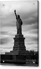 Statue Of Liberty New York City Acrylic Print by Joe Fox