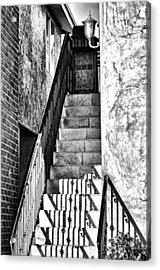 Steps Acrylic Print by Camille Lopez