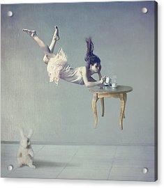 Still Dreaming Acrylic Print by Anka Zhuravleva
