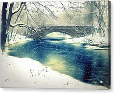 Still Waters Acrylic Print by Jessica Jenney