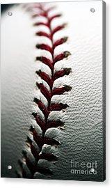 Stitches I Acrylic Print by John Rizzuto