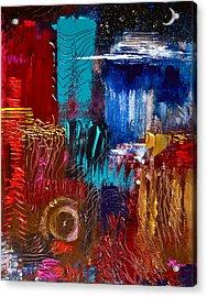 Storm Acrylic Print by Tyler Murphy