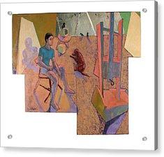 Studio Acrylic Print by Nenko Balkanski