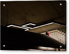Subterraneans 2013 A Acrylic Print by Eric Soucy