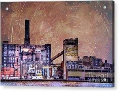 Sugar Shack Acrylic Print by Juli Scalzi