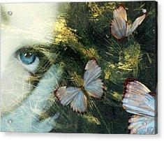 Summer Delight Acrylic Print by Gun Legler