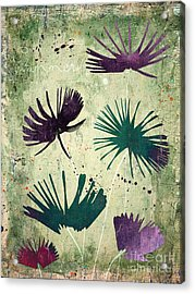 Summer Joy - S18cc Acrylic Print by Variance Collections