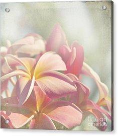 Summer Love Acrylic Print by Sharon Mau