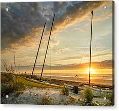 Summer Love Acrylic Print by Steve DuPree