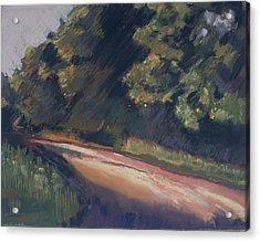 Summer Roads Acrylic Print by Grace Keown