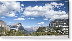 Summer Snow Acrylic Print by Jon Glaser