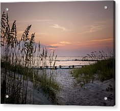 Summer Sunrise Acrylic Print by Steve DuPree