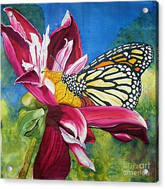 Summer Time Acrylic Print by Anderson R Moore