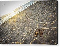 Summer's End Acrylic Print by Ann Patterson