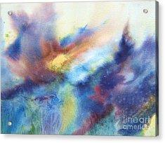 Sun Rising II Acrylic Print by Betty Pinkston