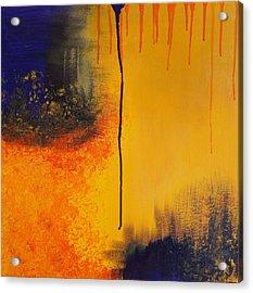 Sun Rising Acrylic Print by Kristine Bogdanovich