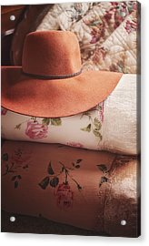Sunday Afternoon Acrylic Print by Amy Weiss