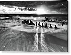 Sunlight Acrylic Print by Mel Brackstone