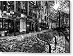 Sunlight Acrylic Print by Oleksandr Maistrenko