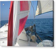 Sunpearl High Seas Acrylic Print by Rogerio Mariani