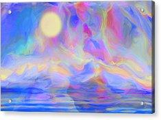 Sunrise Acrylic Print by Jack Zulli