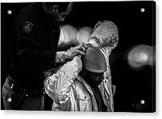 Suspect  Acrylic Print by Bob Orsillo