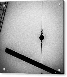 Suspended Acrylic Print by Bob Orsillo