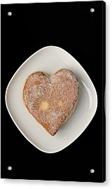 Sweet Heart Acrylic Print by Matthias Hauser