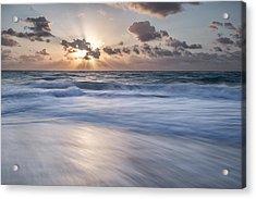 Sweet  Sky Acrylic Print by Jon Glaser