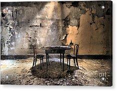 Table 4 Two Acrylic Print by Rick Kuperberg Sr