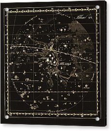 Taurus Constellation, 1829 Acrylic Print by Science Photo Library