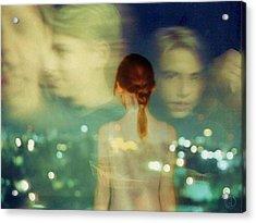 Teenage Curiosity Acrylic Print by Gun Legler