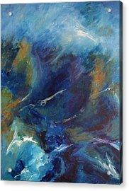 Tempest-sold Acrylic Print by Lou Cicardo