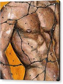 Thaddeus - Study No. 2 Acrylic Print by Steve Bogdanoff