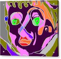 That Individual Acrylic Print by Anita Dale Livaditis