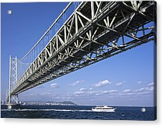 The 8th Wonder Of The World Acrylic Print by Daniel Hagerman