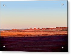 The American Southwest Acrylic Print by Christine Till