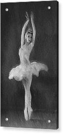 The Art Of Dancing Acrylic Print by Stefan Kuhn