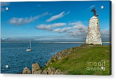 The Beacon  Acrylic Print by Adrian Evans