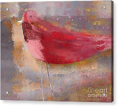 The Bird - J0911b2-s01 Acrylic Print by Variance Collections