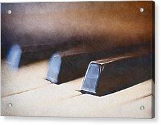 The Black Keys Acrylic Print by Scott Norris
