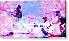 The Boys Of Summer 5d28228 Cool Lbb Long  Acrylic Print by Wingsdomain Art and Photography