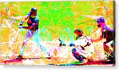 The Boys Of Summer 5d28228 Long Acrylic Print by Wingsdomain Art and Photography