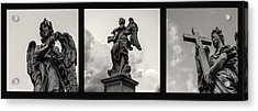 The Bridge Of Angels  Acrylic Print by Steven  Taylor