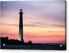 The Colors Acrylic Print by Kristopher Schoenleber