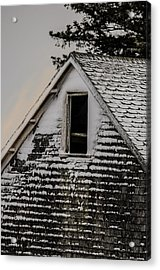 The Crows Nest Acrylic Print by Susan Capuano