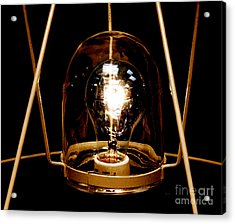 The Crystal Ball  Acrylic Print by Steven  Digman